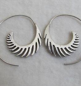Earrings  bohemian tribal style