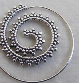 Earrings  bohemian  style