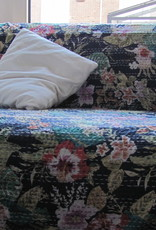 Bedspread   Indian  quilting Gudri counterpane double