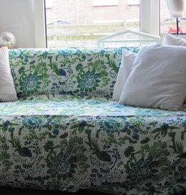 Beddensprei gudri, twee persoons  bohemian  hippie  slaapkamer sprei