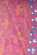 Bedsheet mandala  bohemian  on the bed, grand foulard , tabel cloth, grand foulard,