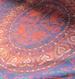 Bedsheet mandala, Tabel cloth, Grand Foulard, wall hanging