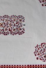 Bedsheet Bohemian,  Indian bedspread, Grand Foulard , Tabel Cloth,