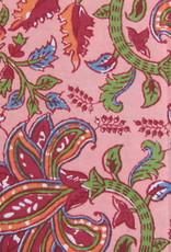 Bedsprei  kleurrijke bohemian slaapkamer