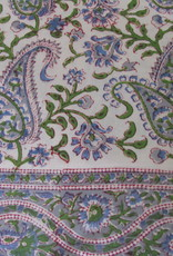 Bedsprei  kleurrijke, bohemian  slaapkamer