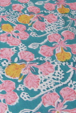 Beddensprei  kleurrijke bohemian  slaapkamer,  grand foulard, tafelkleed
