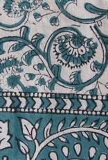Bedsheet colourful bohemian Indian bedroom, grand foulard , tabel cloth