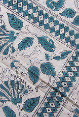 Bedsheet colourful bohemian Indian bedroom, grand foulard , tabelcloth .