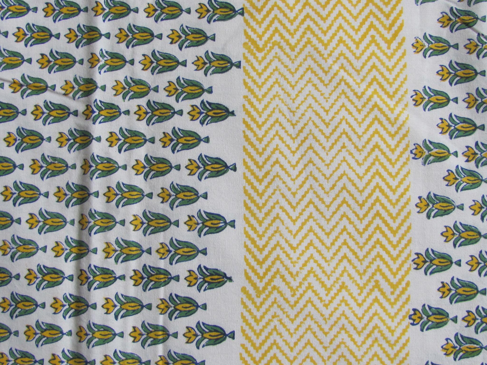 Bedsheet bohemian  on the bed, grand foulard , tabel cloth, grand foulard,