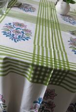 Bohemian tabelcloth, grandfoulard, beddensprei met boheemse sfeer