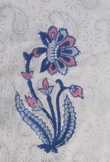 Tabel cloth, grand foulard,  bed spread Indiase blockprinting