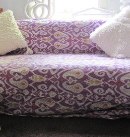 Beddensprei gudri, twee persoons bohemian Indiase quilting hippie slaapkamer sprei