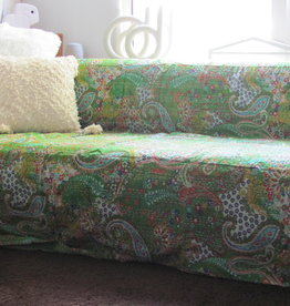 Bedspread  double  India quilting  gudri/kantha