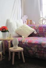 Beddensprei Gudri tweepersoons bohemian Indiase quilting hippie slaapkamer sprei