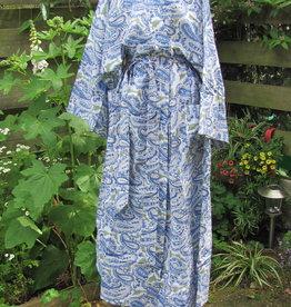 Kimono, dressing gown, bohemian lounge clothes