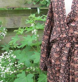 Kimono cotton, dressing gown,  lounge clothing