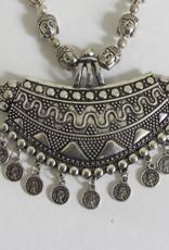 Halsketting bohemian Yemen style