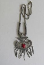 Halsketting bohemian arab ethno ketting