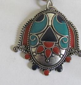 Halsketting ethno arab