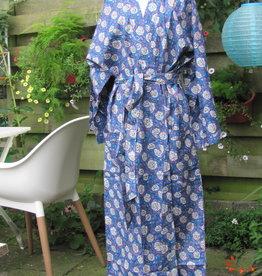 Kimono , ochtendjas, lounge kleding katoen