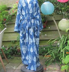 Kimono, ochtendjas, lounge kleding. katoen