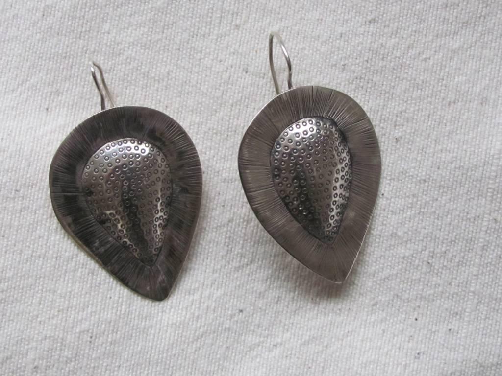 Oorbel Zilver