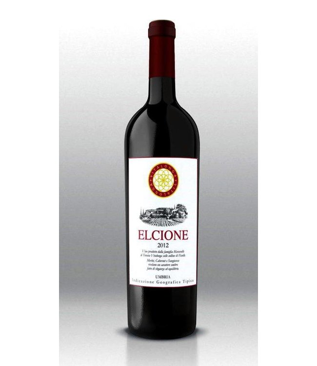 Vitalonga 'Elcione' Umbria Rosso IGT (2018)