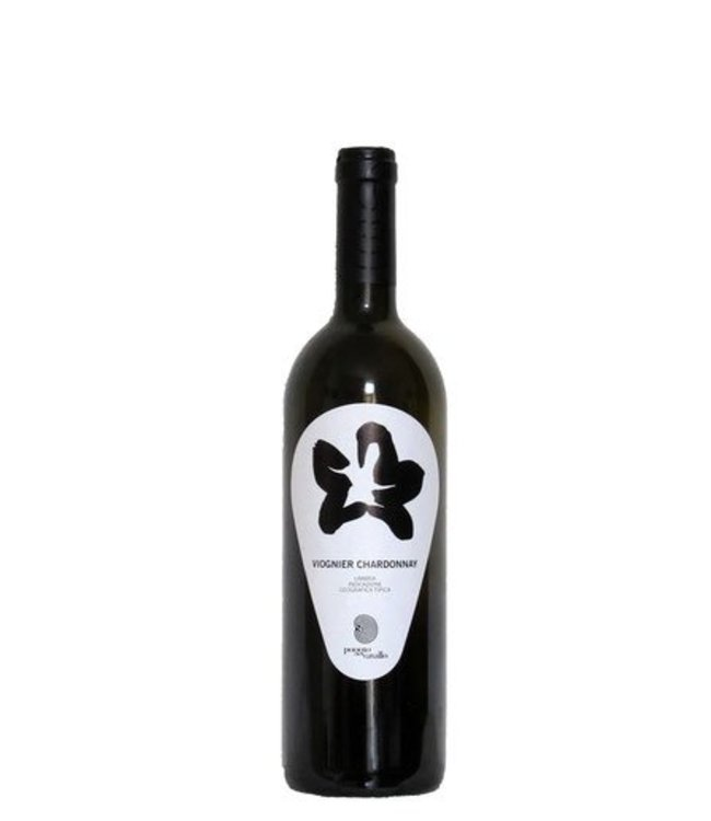 Poggio Cavallo Viognier-Chardonnay Umbria IGP (2018)