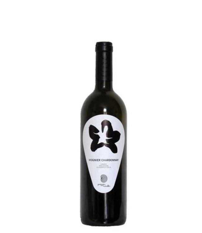 Poggio Cavallo Viognier-Chardonnay Umbria IGP (2019)