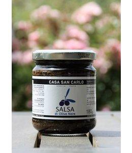 Casa San Carlo Salsa di Olive Nere