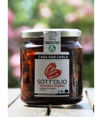 Casa San Carlo Pomodori Grigliati Sott'Olio