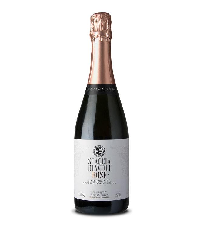 Azienda Agricola Scacciadiavoli Rosé Vino Spumante Brut Metodo Classico (2014)