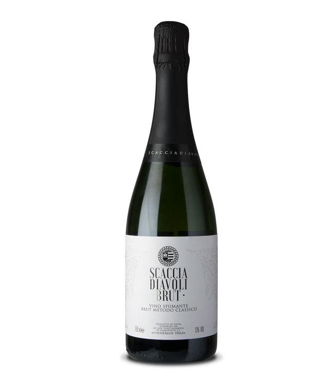 Azienda Agricola Scacciadiavoli Vino Spumante Brut Metodo Classico (2010)