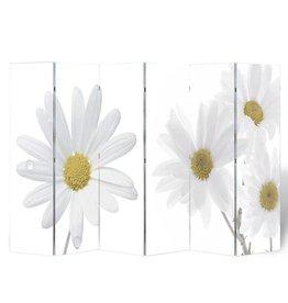 VidaXL Kamerscherm 240 x 180 cm Bloemen