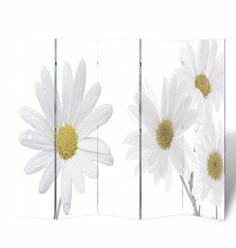 VidaXL Kamerscherm 200 x 180 cm Bloemen