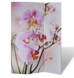 VidaXL Kamerscherm 120 x 180 cm Bloemen