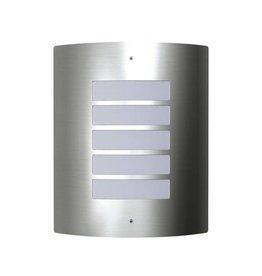 VidaXL Buitenlamp RVS Falerna