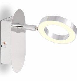 VidaXL LED-wandlamp met 1 lamp warm wit