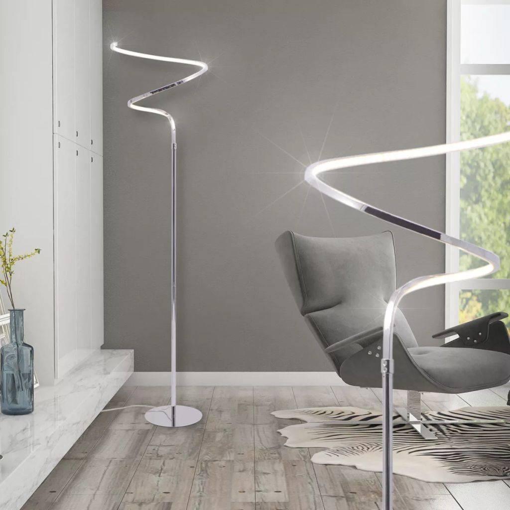VidaXL led-vloerlamp 19 W