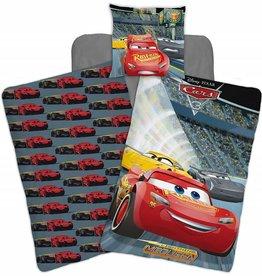 Disney Cars Disney Cars Dekbedovertrek Spotlight 140x200cm + kussensloop 63x63cm