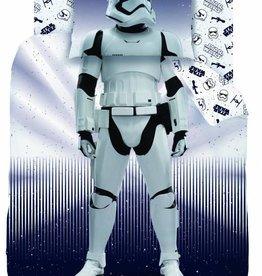 Star wars Star Wars  Dekbedovertrek Stormtrooper 140x200cm + kussensloop 60x80cm