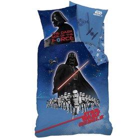 Star wars Star Wars  Dekbedovertrek Monace 140 x 200cm +  kussensloop 60x80cm