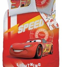 Disney Cars Disney Cars Dekbedovertrek Great 140x200cm + kussensloop 63x63cm
