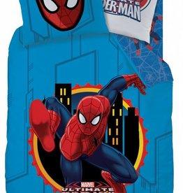 Spiderman Spider-Man Dekbedovertrek Window 140x200cm + kussensloop 63x63cm