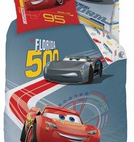 Disney Cars Disney Cars Dekbedovertrek Race 140x200cm + kussensloop 63x63cm