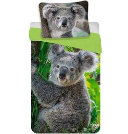 Animal Pictures Animal Pictures Dekbedovertrek Koala 140x200cm + kussensloop 70x90cm