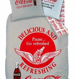Coca Cola Dekbedovertrek Wings Gre3