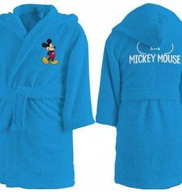 Disne3 Micke3 Mouse Disney Mickey Mouse Badjas Star 6 / 8 jaar Blauw
