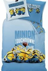 Minions Minions Dekbedovertrek Touchdown 140x200cm