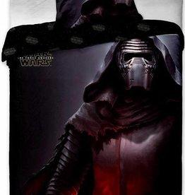 Star wars Star Wars Dekbedovertrek Kylo Ren Black  140x200cm